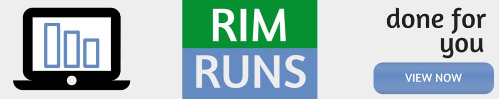 RIM runs
